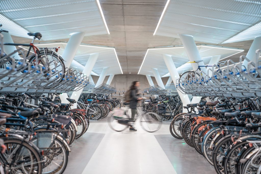Architecten bureau Wurck ontwierp Efficiënte Parkeergarage